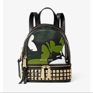 NWT Michael Kors Mini Backpack